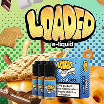 Smores by LOADED 3 x 10ml