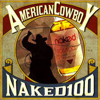 Naked 100 - American Patriot Cowboy 50ml