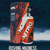 RushingMadness 50ml + 10ml Base nikotinfrei
