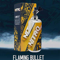 Flamming Bullet 50ml + 10ml Base nikotinfrei