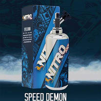 Speed Demon + 10ml Base nikotinfrei