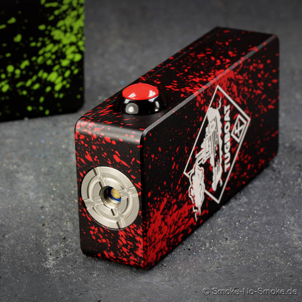 Unregulated Authentic Tuglyfe Box Mod