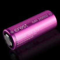 Efest Purple IMR26650 4200mAh · 3,7V...